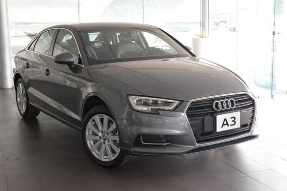 Demo Audi A3 Sedan 35 Tfsi Select 2020 1.4l 150hp Gris Monz