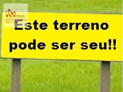 Terreno Bairro Paraiso Santo André10x40 - Te0409