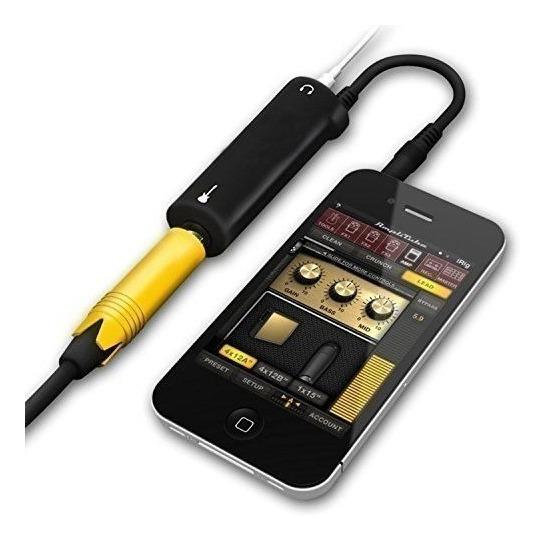 Adaptador Conversor De Guitarra iPad iPhone
