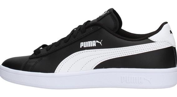 Tenis Puma Smash V2 L Jr