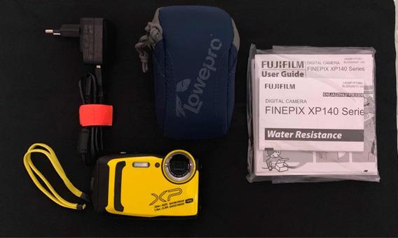 Câmera Fujifilm Finepix X140 Importada Garantia De 1 Ano
