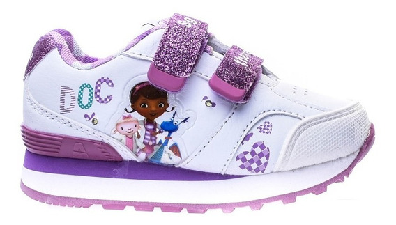Zapatilla Doc Jug Baby Running Velcro