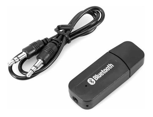 Imagen 1 de 2 de Adaptador Bluetooth Wireless Music Receptor De Audio Usb Ne