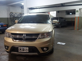 Dodge Journey 2.4 Sxt Atx Techo 2filas 2011