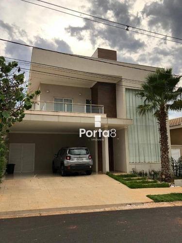 Sobrado Com 3 Dormitórios À Venda, 240 M² Por R$ 1.000.000 - Residencial Village Damha Rio Preto Ii - São José Do Rio Preto/sp - Ca1666