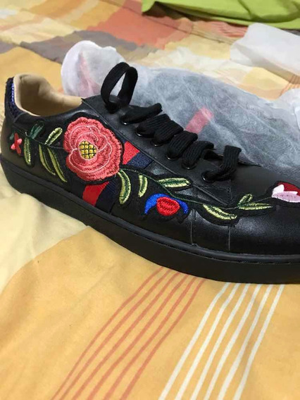 Tennis Gucci Ace Flower