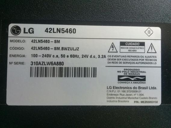 Placa T-con LG 42ln5460 -eax6870c0452a