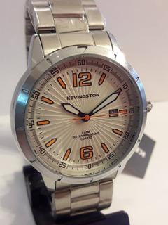 Reloj Kevingston Caballero Sumergible Calendario