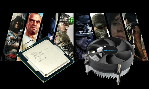 Processador Core I7 4770 3,40 Monstro Garantia De 1 Ano