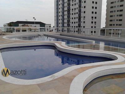 Apartamento 3 Dormitóriros Aviação Praia Grande-sp Alto Padrão - V505