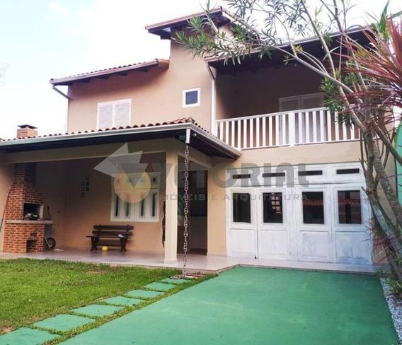 Casa Com 5 Dormitórios Para Venda E Locação, 150 M² Por R$ 700.000 - Martim De Sá - Caraguatatuba/sp - Ca0191