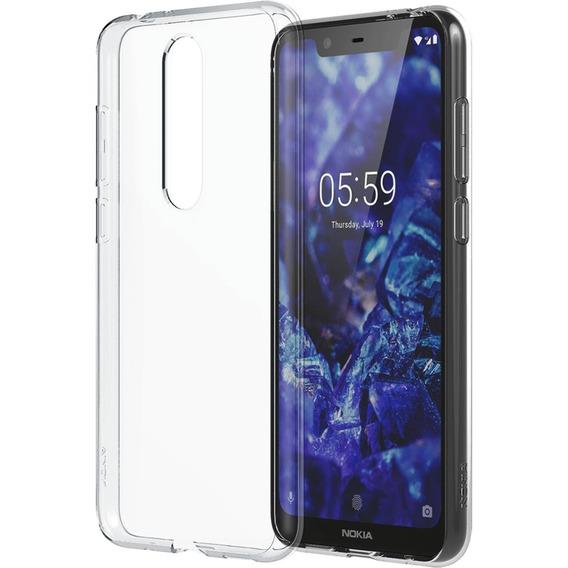 Nokia 5.1 Plus Clear Case