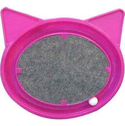 Brinquedo Para Gatos Super Cat Relax Pop Rosa Furacão Pet