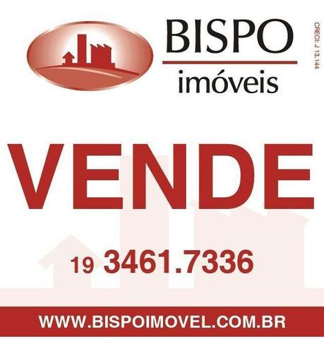 Terreno À Venda, 2187 M² Por R$ 1.200.000,00 - Distrito Industrial I - Santa Bárbara D'oeste/sp - Te0047