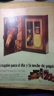 Lote De 10 Antiguas Publicidades De Perfumeria Vitess Canon