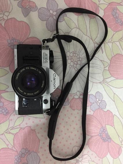 Câmera Canon Ae-1 Program