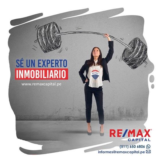 Agente Inmobiliario Remax