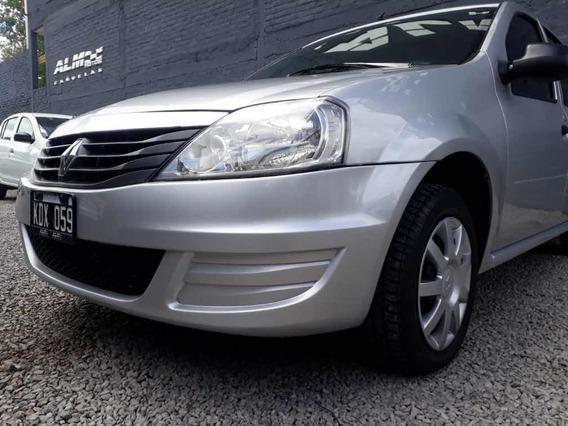 Renault Logan Pack Plus 1.6 Ph2 C/gnc Mod 2011 Muy Bueno!!!