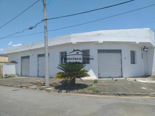 Imagem 1 de 14 de Ponto Comercial À Venda No Bairro Beira Rio Ii - Guaratinguetá/sp - Pc098