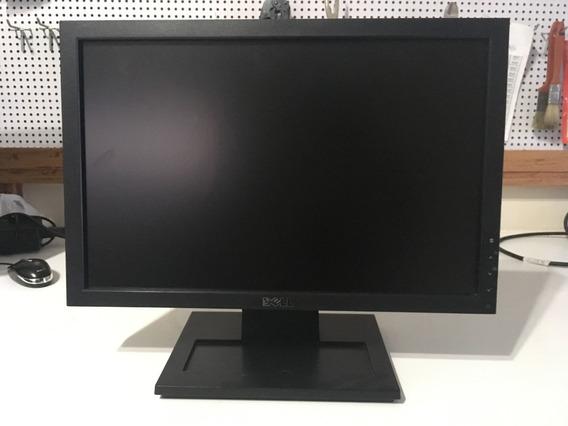 Monitor Dell E1709wc Com Defeito