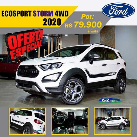 Ford Ecosport Storm 2.0 4wd 16v Flex 5p Aut