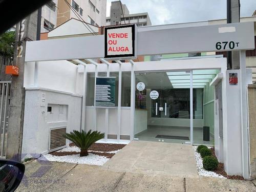 Imagem 1 de 15 de Sobrado Comercial Vila Olímpia 5x40 Terreno 177 Construída 2.450.000,00 - 11641
