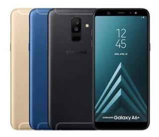 Samsung A6 Plus Nuevo