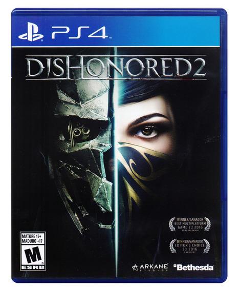 Dishonored 2 Dos Ps4 Playstation 4 Juego Nuevo En Karzov