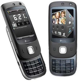 Htc Touch Dual P5530 Neon 200 - Gsm C/ Teclado Qwerty