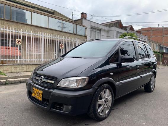 Chevrolet Zafira Mt 7 Pasajeros