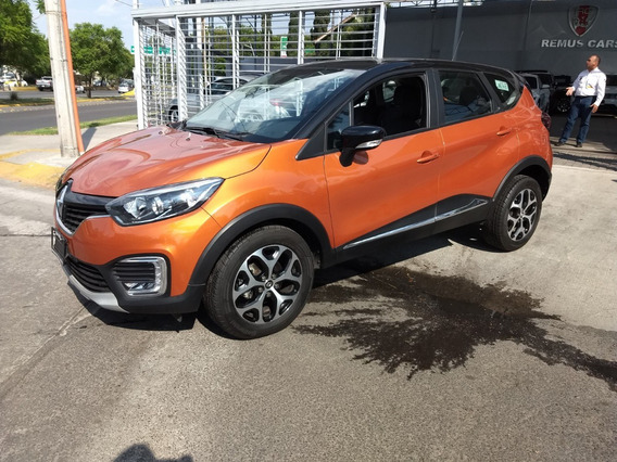Captur Iconic At 2019 Naranja