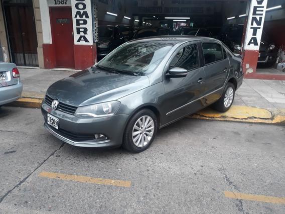 Volkswagen Voyage 1.6 Gp Nafta/gnc Año 2013
