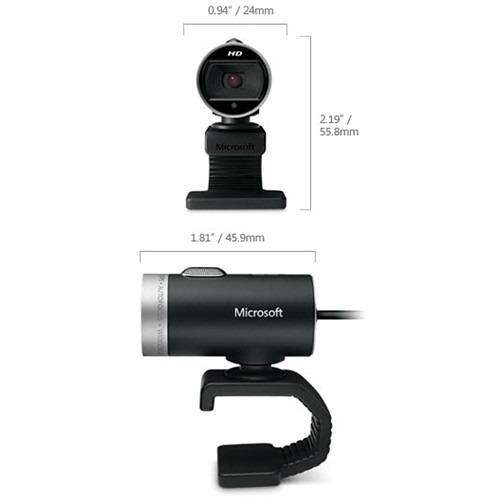 Webcam Lifecam Cinema Microsoft C/ Nf