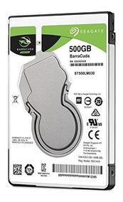 Hd 500gb 7mm Note Segate 5400 128mb St500lm030 140mb/s