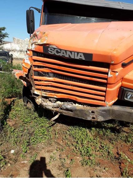 Vende-se Scania 112 Batida Ou Por Partes, Motor, Cambio, Etc