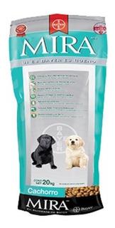 Mira Alimento Bayer Cachorros 20kg