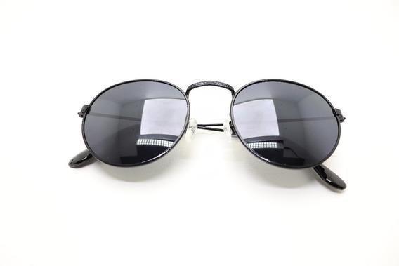 Óculos De Sol Redondo Round