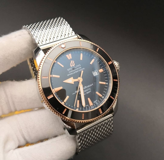 Relógio Masculino Breitling Superocean Heritage Ab2020