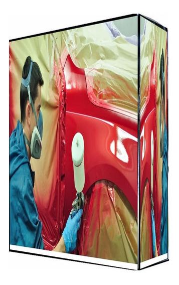 Kit Aprende Latoneria Pintura Automotriz Tuning Reparaciones