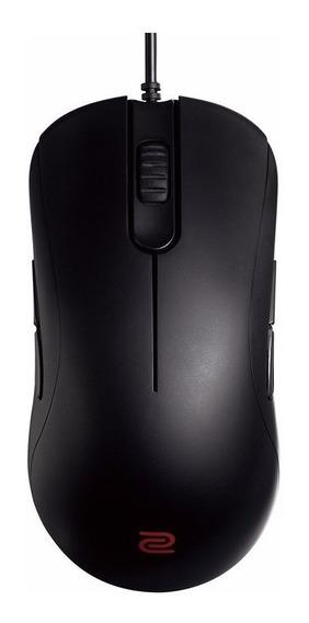 Mouse Gamer Zowie Za11 Negro Para Esports Ambidiestro Full