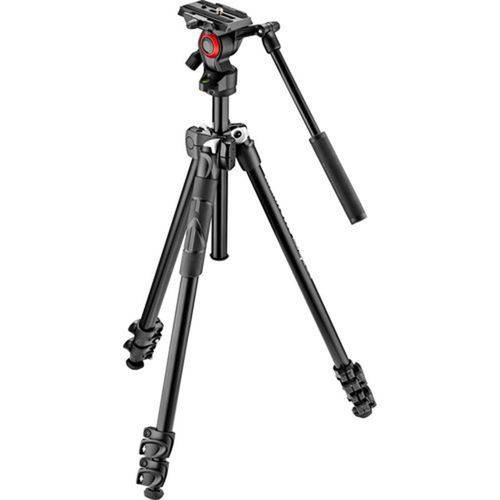 Tripé Manfrotto Mk290lta3v 290 Light
