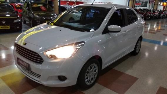 Ford Ka Sedan 1.5 Flex Se Completo 1 Ano De Garantia