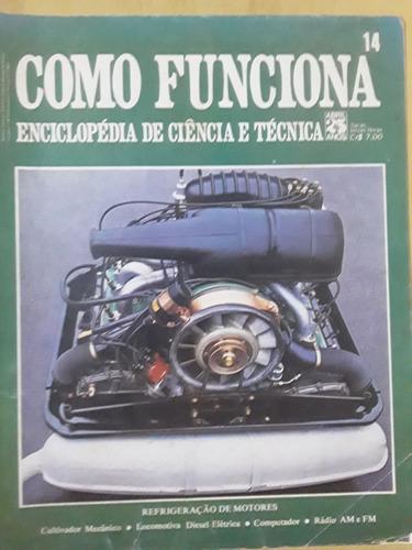 Pl163 Revista Fasc Como Funciona Nº14 Cultivador Mecânico