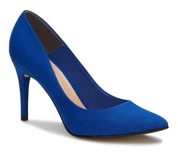 Zapatillas Andrea Colores Verde Naranja Azul Negro Morado