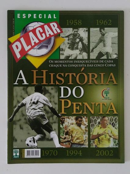 Revista Veja Minha Coleção Placar A História Do Penta