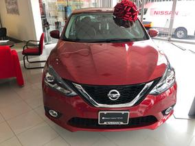 Nissan Sentra 1.8 Exclusive At Cvt 2018