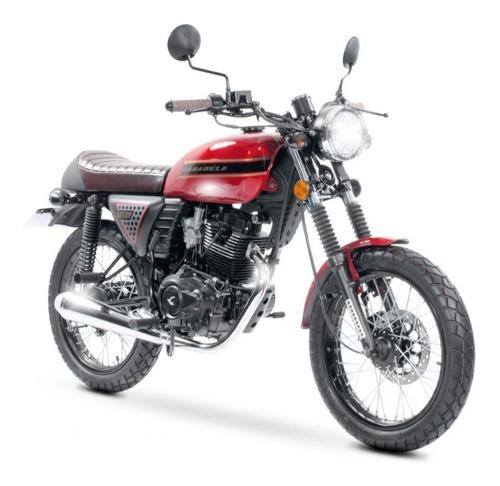 Nueva Moto Carabela Blaster 200 Café Racer Modelo 2021