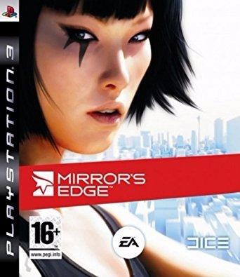 Jogo Mirrors Edge Playstation 3 Ps3 Mídia Física Original Ea