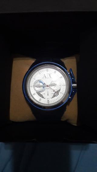 Relógio Armani Ax Charge Original
