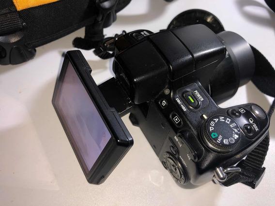 Câmera Digita Sony Dsc-h50
